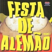 Festa de Alemão, Vol. 1 de Various Artists