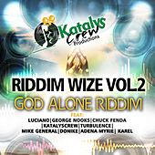 God Alone Riddim by Various Artists