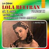 La Gran Lola Beltrán, Vol. 3 (Digitally Remastered) by Lola Beltran