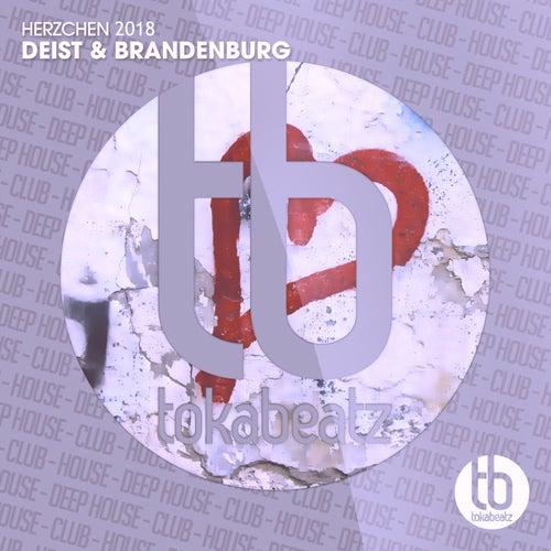 Herzchen 2018 by Brandenburg Deist