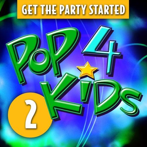 POP 4 Kids 2 by The Countdown Kids