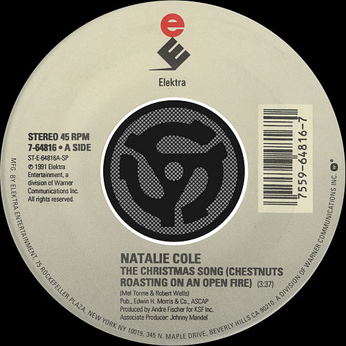 The Christmas Song [Chestnuts Roasting On An Open Fire] / Nature Boy [Digital 45] by Natalie Cole