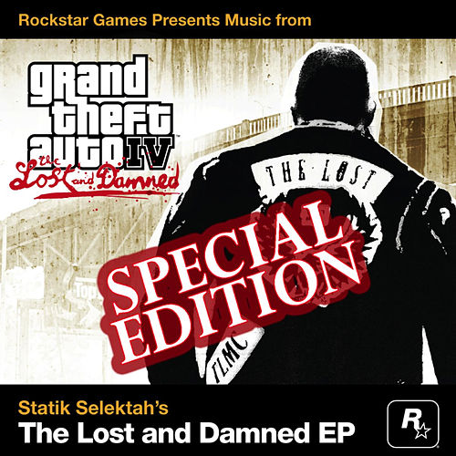 The Lost & Damned EP by Statik Selektah