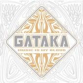 Music is my blood von Gataka