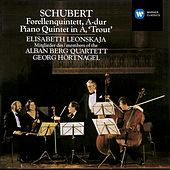 Schubert - Trout Quintet von Elisabeth Leonskaja