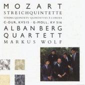 Mozart: String Quintets Nos 3 & 4 de Michelle Wolf