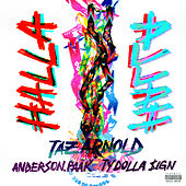 Halla (feat. Anderson .Paak & Ty Dolla $ign) de Taz Arnold