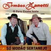 O Povo Canta Junto, Só Modão Sertanejo de Irmãos Zanetti