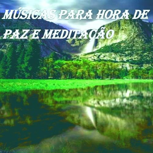 Músicas para Hora de Paz e Meditação de Helio Santisteban