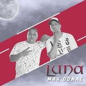 Luna (Single) de Mak Donal