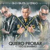 Quiero Probar di Baby Rasta & Gringo
