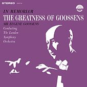 In Memoriam - The Greatness of Goossens de London Symphony Orchestra