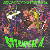 Las Pegajosas Aventuras de Sticky M.A. de Sticky M.A.