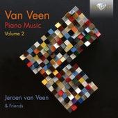Van Veen: Piano Music, Vol. 2 de Jeroen van Veen