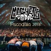 Psicodália 2018 (Ao Vivo) de Machete Bomb
