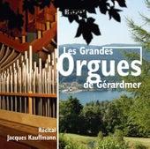 Grandes Orgues de Gérardmer by Jacques Kauffmann