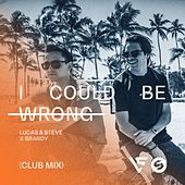 I Could Be Wrong (Club Radio Mix) de Lucas & Steve