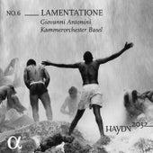 Haydn 2032, Vol. 6: Lamentatione von Kammerorchester Basel