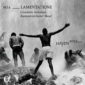 Haydn 2032, Vol. 6: Lamentatione de Kammerorchester Basel