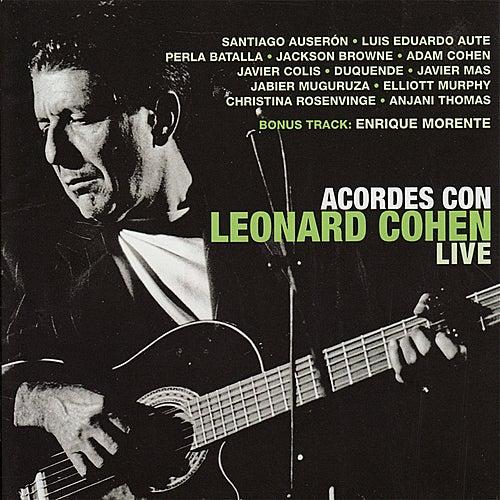 Acordes Con Leonard Cohen Live by Various Artists