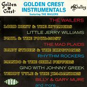 Golden Crest Instrumentals Featuring The Wailers by Various Artists