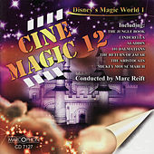Cinemagic 12 Disney's Magic World 1 de Philharmonic Wind Orchestra