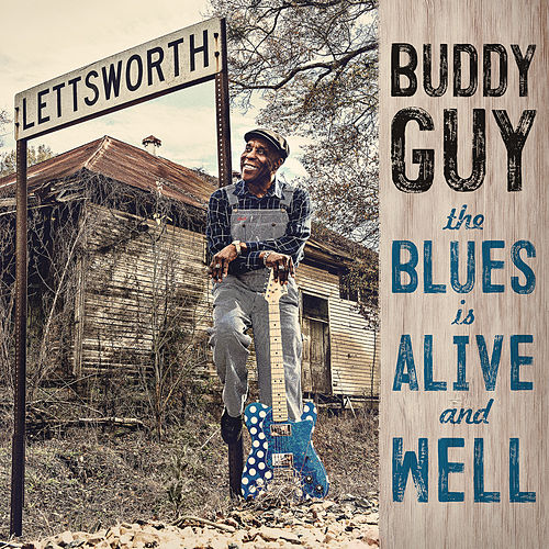 Blue No More by Buddy Guy