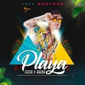 Playa, Fiesta y Arena de Jose Montoro