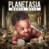 Mansa Musa Medallions de Planet Asia