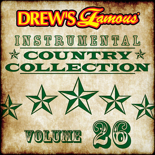 Drew's Famous Instrumental Country Collection (Vol. 26) by The Hit Crew(1)