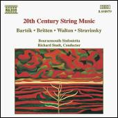20th Century String Music by Various Artists