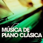 Música de piano clásica by Various Artists