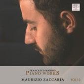 Francesco Marino Piano Works, Vol. 10 de Maurizio Zaccaria