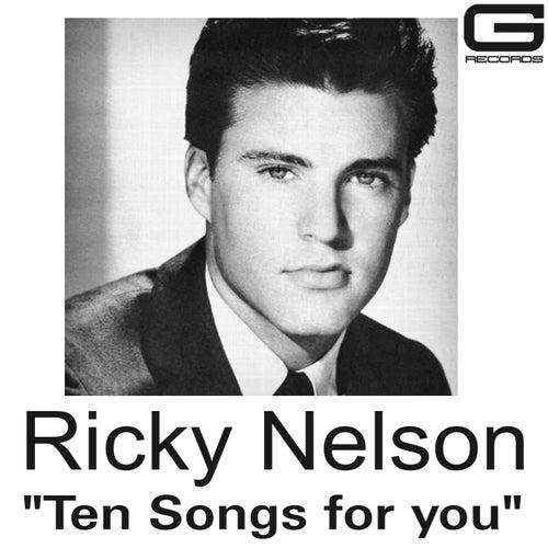 Ten songs for you de Ricky Nelson