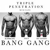 Triple Penetration Mixtape by Bang Gang