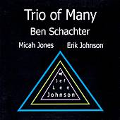 Trio Of Many by Ben Schachter