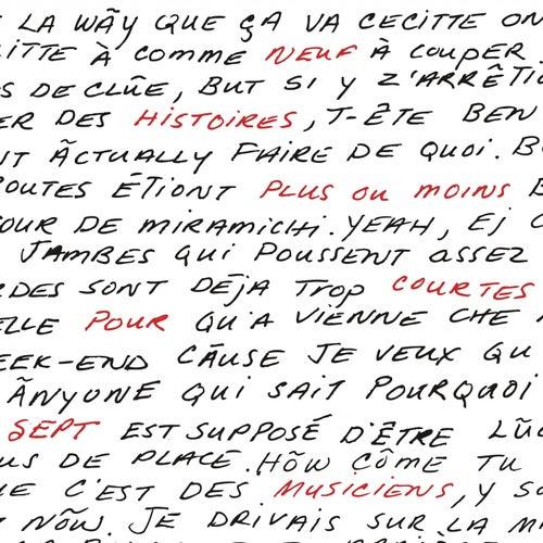 Neufs histoires plus ou moins courtes pour sept musiciens by Rémi-Jean Leblanc