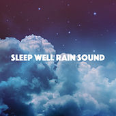 Sleep Well Rain Sound by Various Artists