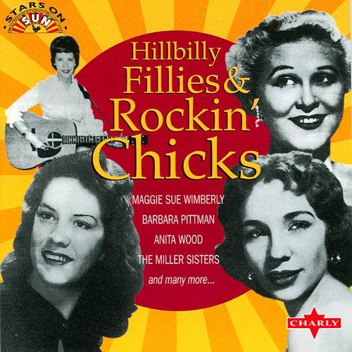 Hillbilly Fillies & Rockin Chicks by Various Artists