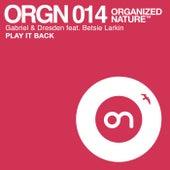 Play It Back (Extended Mixes) de Gabriel & Dresden