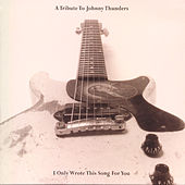 A Tribute To Johnny Thunders: I Only Wrote This Song For You by Various Artists