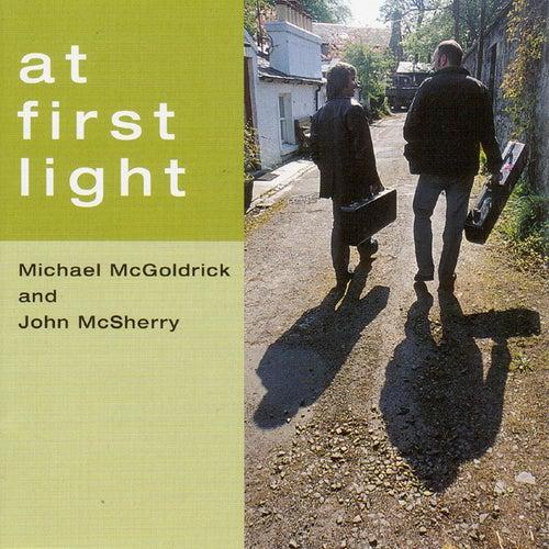 At First Light by Michael McGoldrick