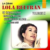 La Gran Lola Beltrán, Vol. 2 (Digitally Remastered) by Lola Beltran
