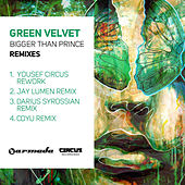 Bigger Than Prince (Remixes) van Green Velvet