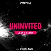 Uninvited by Zambianco