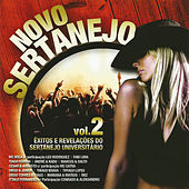 Novo Sertanejo Vol.2 de Various Artists