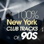 100% New York Club Tracks of 90S de Various Artists