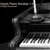 Haydn Piano Sonatas 1-4 von Georges Daucampas
