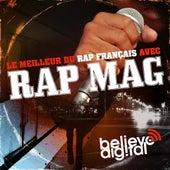 Le meilleur du rap français (avec Rap Mag) by Various Artists