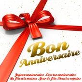 Bon anniversaire - EP by Various Artists